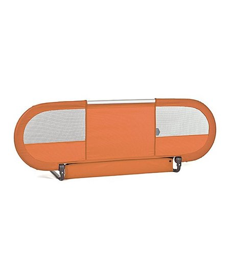 Orange Bed Rail