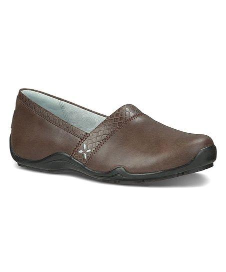 7a555f5daba7 Ahnu by Teva Coffee Bean Jackie Pro Leather Shoe - Women