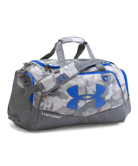 f4603d6db86e love this product Overcast Gray Storm Undeniable II Medium Duffel