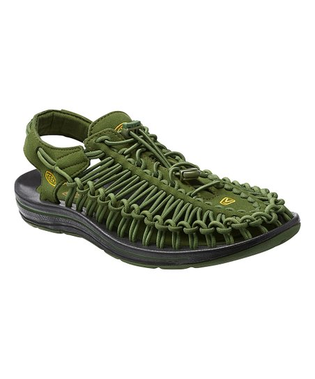 1378036a87a9 KEEN Cypress   Cedar Green Uneek Sandal - Men