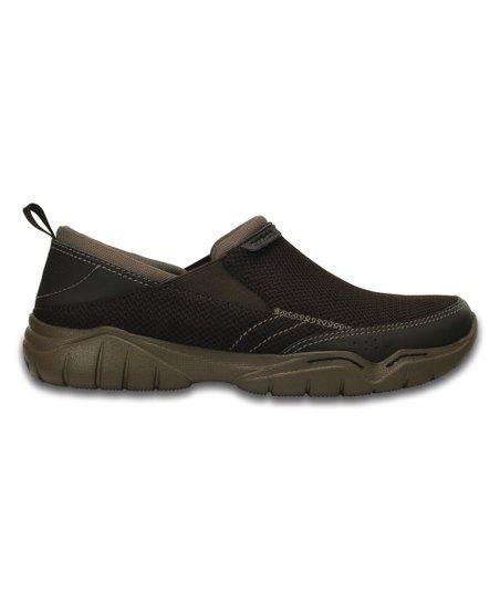 Walnut Swiftwater Mesh Moc Shoe - Men