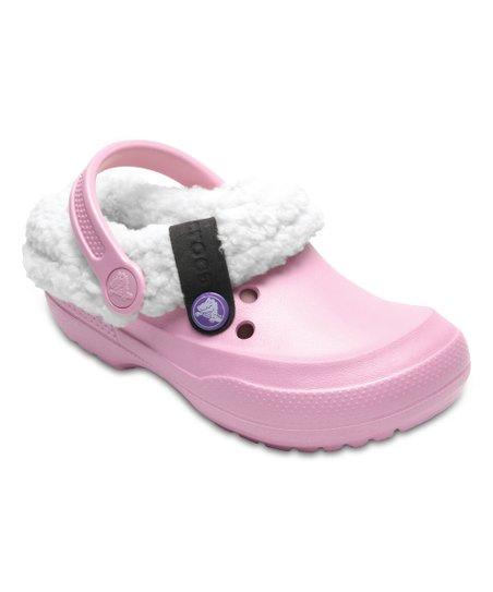 4388ddfd4257ae Crocs Ballerina Pink   Stucco Blitzen II Clog - Girls