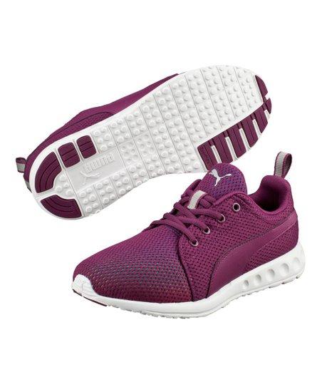 Geschäft Damen Puma CARSON PRISM WN'S Schwarz Sneaker 3585171
