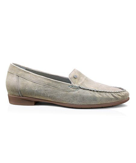 2720a45ee0f Chiara Caruso Barb Leather Loafer - Women