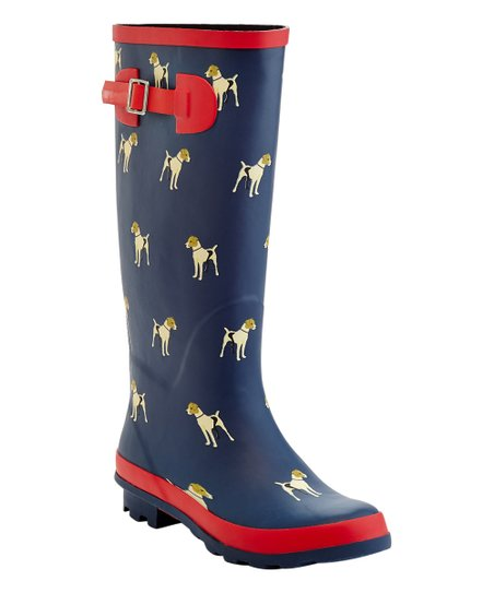 Manchester Dog Rain Boot