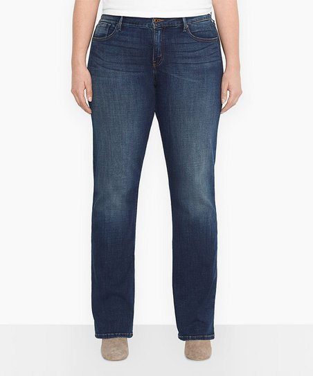 c0c92ad0a9f love this product Luck Out West 512™ Perfectly Slimming Bootcut Jeans -  Women