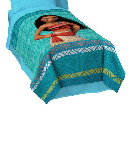 timeless design 25593 0d090 Jay Franco and Sons Moana The Wave Blanket | Zulily