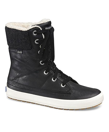 Keds Black Juliet Boot   Best Price and