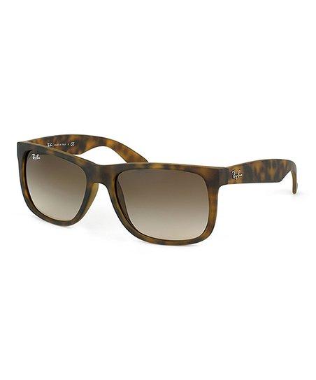 656f3fa95b love this product Tortoise   Brown Gradient Justin Sunglasses - Unisex
