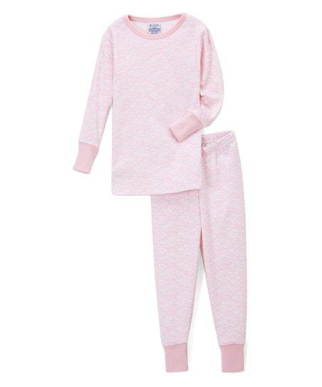 7d157d2d28ec love this product Pink   White Floral Pajama Set - Infant