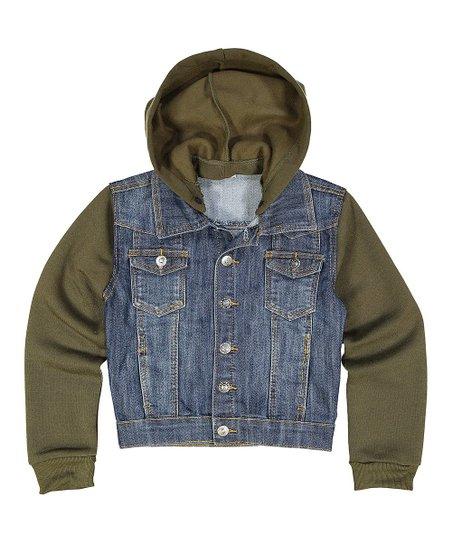 4b51022abaa0 Daniel L Blue Denim Jacket - Boys