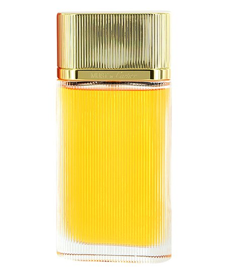 Must De Cartier Gold 33 Oz Eau De Parfum Women Zulily