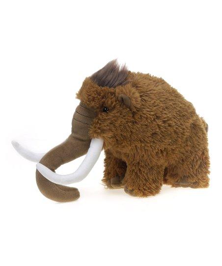 Fiesta Toy Woolly Mammoth Plush Toy Zulily