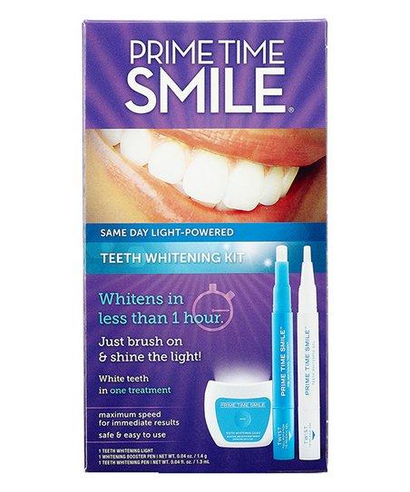 Go Smile Prime Time Smile Teeth Whitening Kit