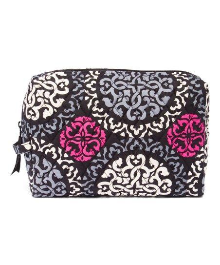 7ac92fd12b Vera Bradley Canterberry Magenta Large Cosmetic Bag