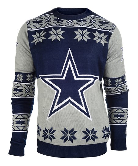 9eed360693b Forever Collectibles Dallas Cowboys Ugly Sweater - Mens Regular