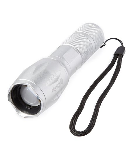 Bell + Howell White Five-Mode Tactical Flashlight