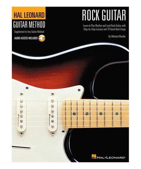 Hal Leonard Rock Guitar Paperback