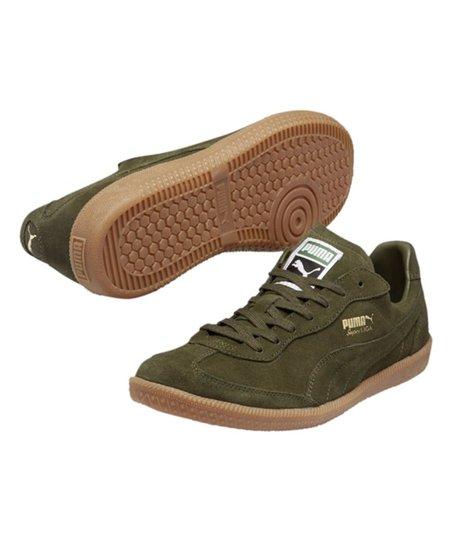 6ac434c8d56c PUMA Forest Night Gum Super Liga Modern Heritage Sneaker - Men