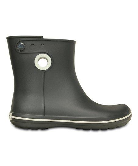 ba8bb26a6 Crocs Graphite Jaunt Shorty Boot - Women
