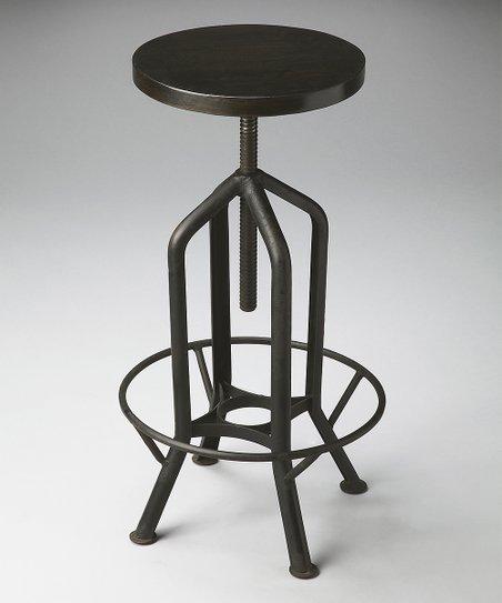 Super Black Revolving Stool Zulily Inzonedesignstudio Interior Chair Design Inzonedesignstudiocom