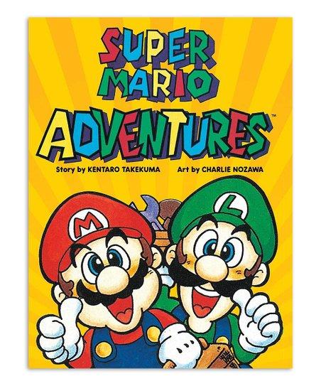 Simon & Schuster Super Mario Adventures Paperback