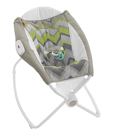 Fisher Price Green Rock N Play Sleeper Best Price And Reviews Zulily