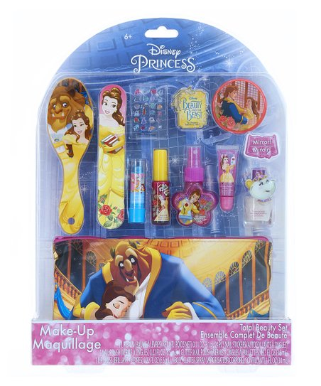 Townley Girl Beauty and the Beast Total Makeup Set