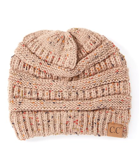 278de321803 love this product Taupe Marled Beanie