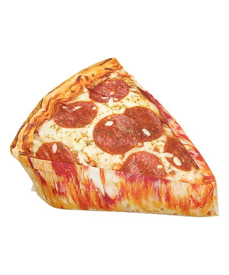 Small Pizza Bean Bag