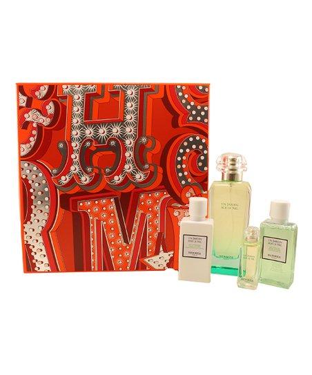 Hermès Un Jardin Sur Le Nil 33 Oz Four Piece Gift Set Women Zulily