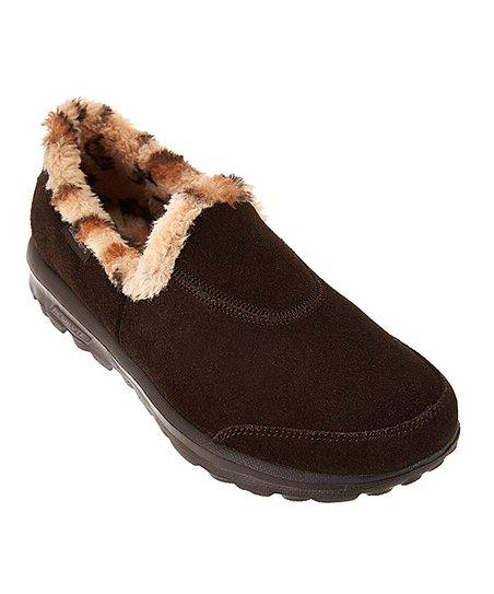 skechers fur lined