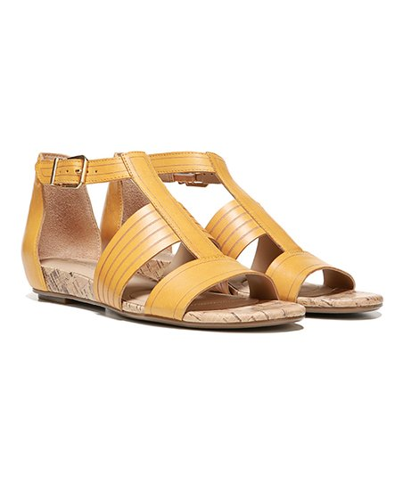 4fb142176d64 love this product Yellow Longing Leather Sandal