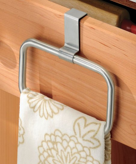 Forma Over The Cabinet Swing Loop Towel Rack