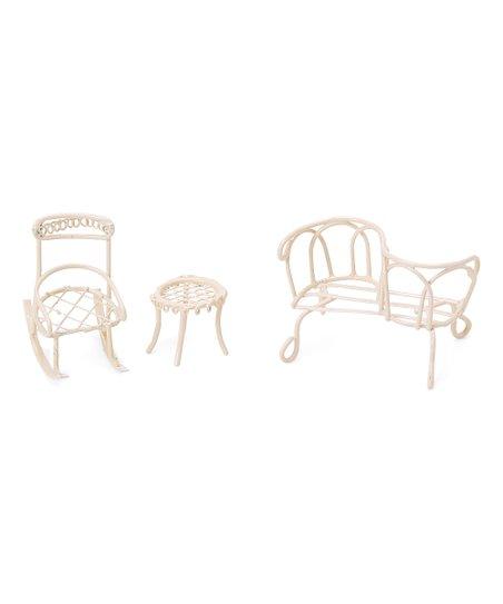 Midwest Design Imports Inc Miniature Tete Furniture Decor