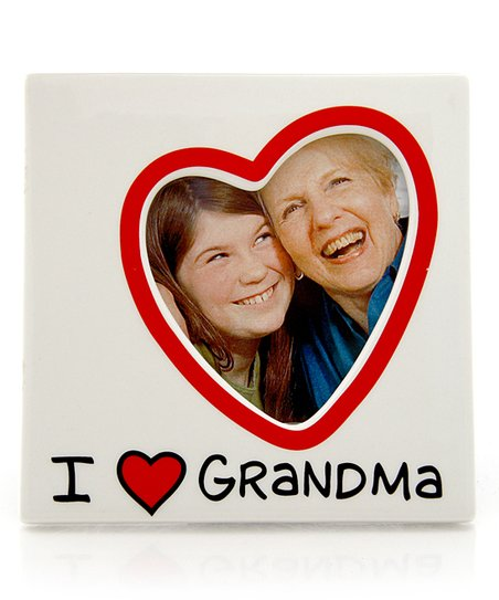 Our Name Is Mud I Love My Grandma Frame Zulily