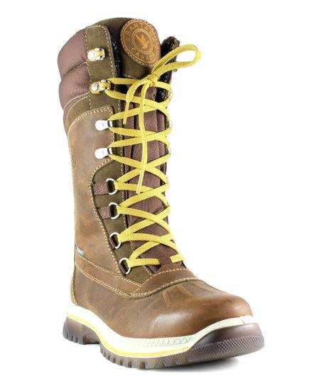 51034a9602f Santana Canada Chestnut Modena Leather Waterproof Boot - Women