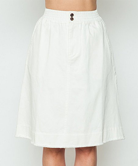 fd752ef3f4 love this product Off White A-Line Skirt