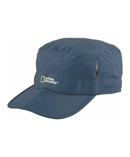 National Geographic Navy National Geograhic Back Pocket Baseball Cap ... ee6a8ebc60c