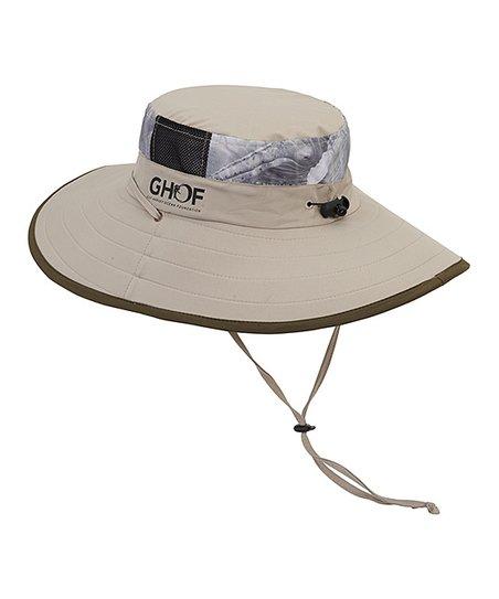 9cba871f3c6fcc Guy Harvey Natural Shark Bucket Hat | Zulily
