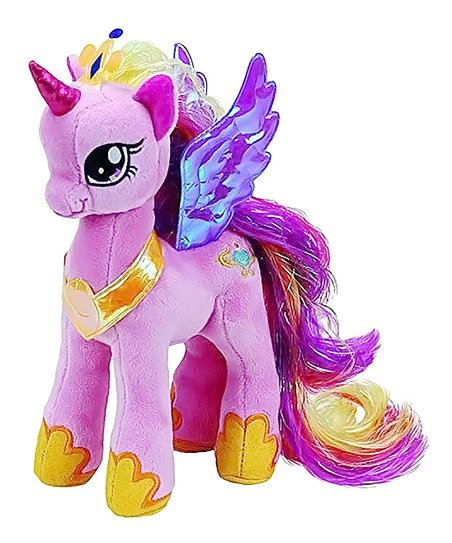 love this product My Little Pony Princess Cadance Beanie Baby Plush Toy a733318794ea