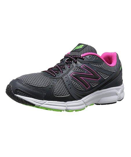 New Balance Gray \u0026 Red 495v2 Running