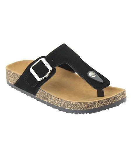39dccf664 love this product Black T-Strap Glory Sandal - Women