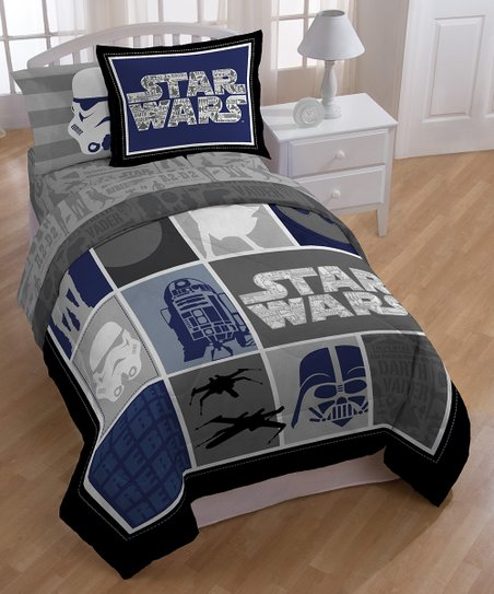 Jay Franco and Sons Star Wars Classic Lightsaber Twin Bed in a Bag