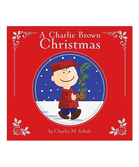 A Charlie Brown Christmas Book.Simon Schuster A Charlie Brown Christmas Deluxe Picture Book