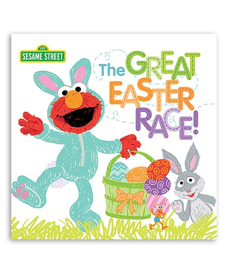Sourcebooks Trade Great Easter Race! Hardcover