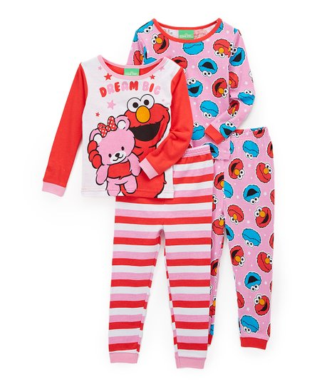 fa35fb1634 love this product Sesame Street Elmo Pajama Set - Infant   Toddler