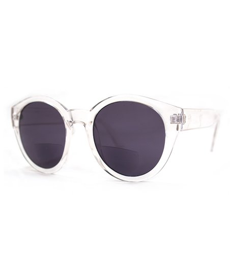 d63a6e7299b A.J. Morgan Clear Hot Sand Bifocal Sun Readers