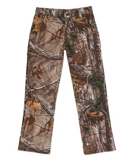 a0500f8796584 love this product Realtree Xtra® Camo Buckfield Pants - Boys
