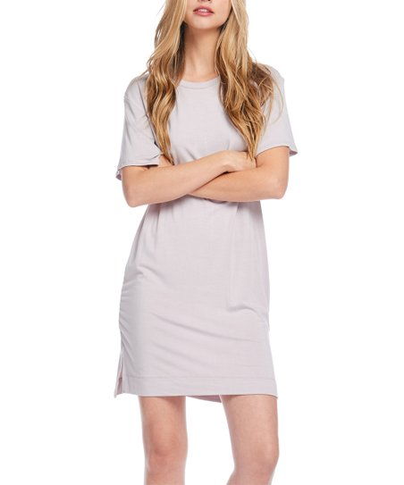 68ffe63151d8c b-SHARP Lavender T-Shirt Dress | Zulily